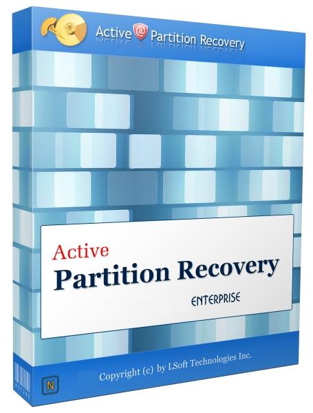 Active Partition Recovery Enterprise 10.0.2.1 + ключ - восстановить удаленные данные