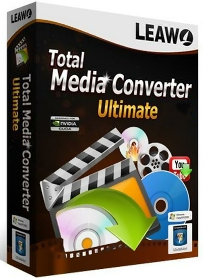 Leawo Total Media Converter Ultimate 7.4.4.0 + patch [На русском]