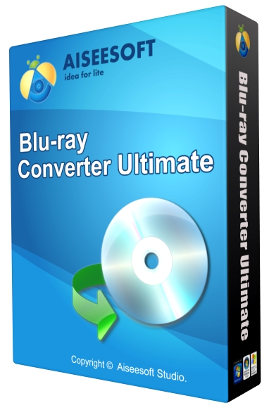Aiseesoft Blu-ray Converter Ultimate 7.2.12 + Portable [На русском]