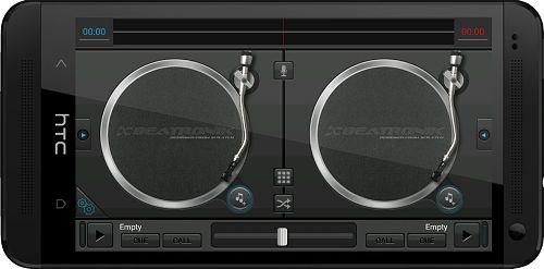 Virtual DJ Mixer Pro 5.0.6 - виртуальный пульт диджея