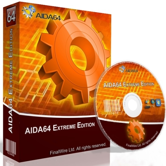 AIDA64 Extreme / Business / Engineer / Network Audit 6.10.5200 Stable Portable + ключ [На русском]