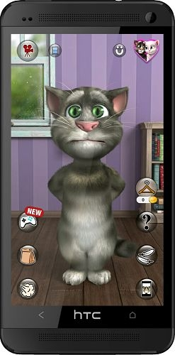 Talking Tom Cat 2 4.3 [Русская версия]
