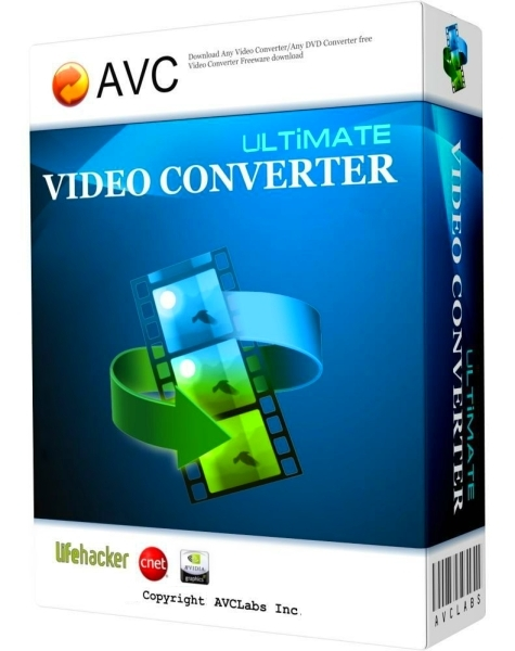 Any Video Converter Ultimate 6.2.6 + keygen [На русском]