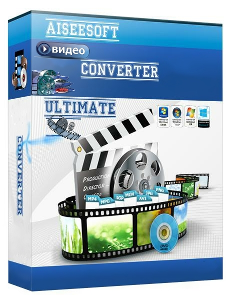 Aiseesoft Video Converter Ultimate 9.2.50 + patch [На русском]