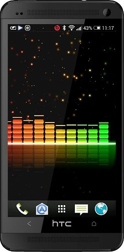 Audio Glow Live Wallpaper 3.0.6 - красивые живые обои для android