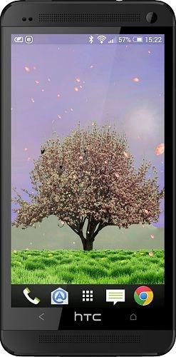 Spring Trees Live Wallpaper 2.01 - скачать живые обои для android