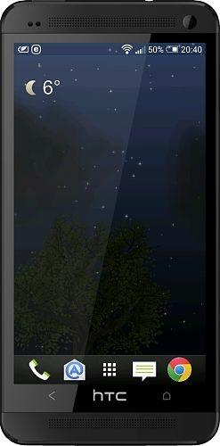 DreamSky Pro Live Wallpaper 1.1 - живые обои с погодой для android