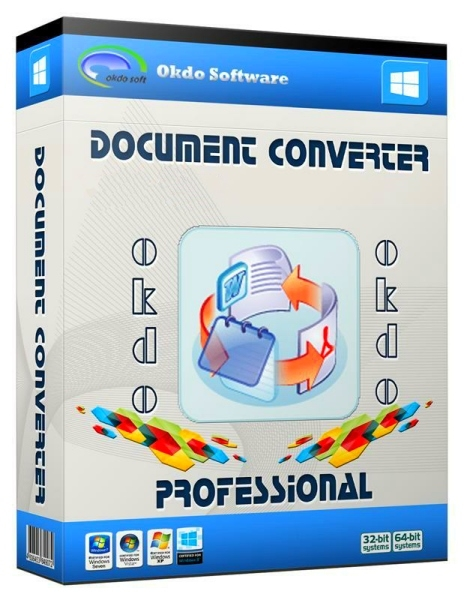 Okdo Document Converter Professional 5.6 + ключ [Русификатор]