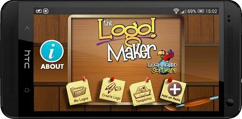 Logo Maker & Graphics Creator 1.0.1 - создать графику и логотипы на android
