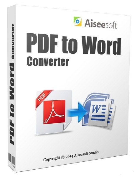 Aiseesoft PDF to Word Converter 3.3.26 + cracked [Русификатор]