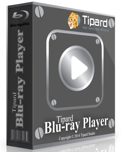 Tipard Blu-ray Player 6.1.58 + cracked [На русском]