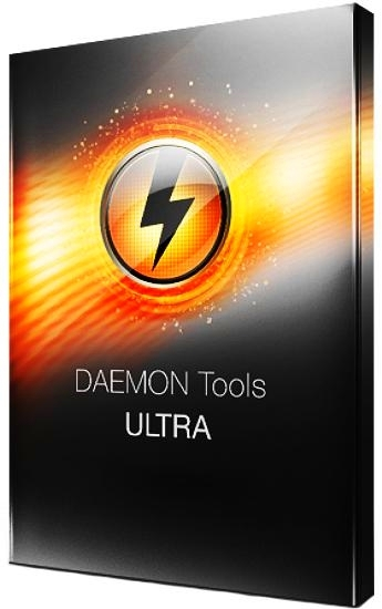 DAEMON Tools Ultra 5.5.1.1072 + patch [На русском]