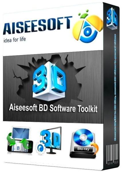Aiseesoft BD Software Toolkit 7.2.20.11524 + crack [Русификатор]
