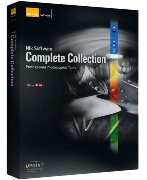 Google Nik Collection 1.2.0.4 + ключ [На русском]