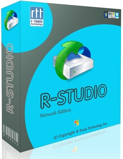 R-Studio 8.8 Build 171951 Network Edition + patch [На русском]