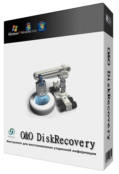 O&O DiskRecovery Professional 12.0.63 + ключ (2017) ENG