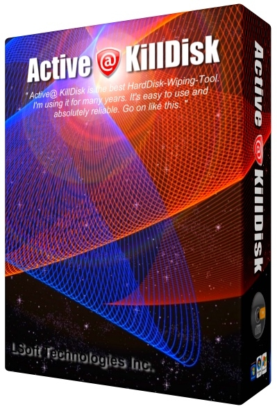Active KillDisk Professional Suite 10.1.1.0 + key (2015) ENG