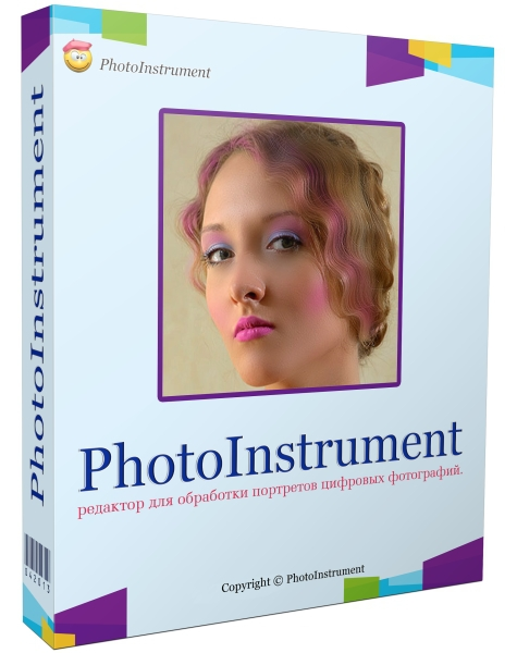 PhotoInstrument 7.6 Build 932 + patch [На русском]