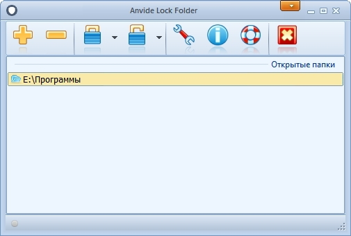 Anvide Lock Folder 3.16 Final + Portable [На русском]