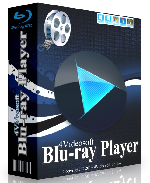 4Videosoft Blu-ray Player 6.2.8 + patch [На русском]