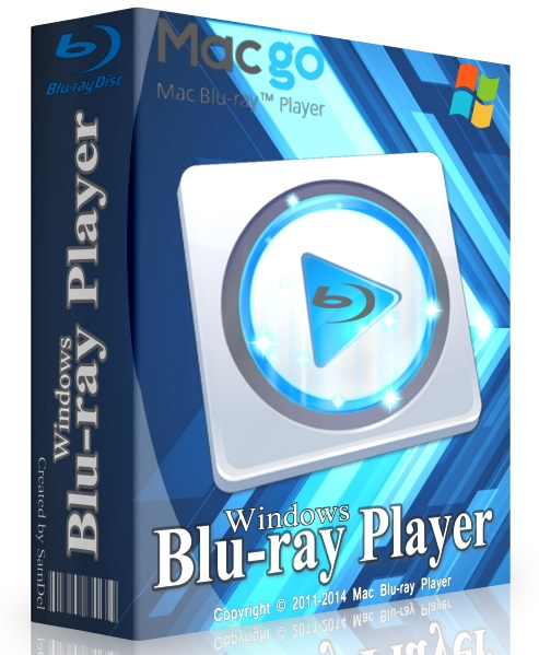 Macgo Windows Blu-ray Player 2.17.2.2614 + cracked [На русском]