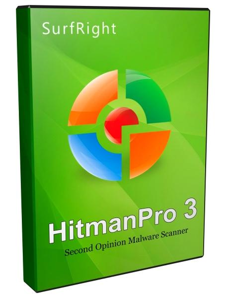 HitmanPro 3.8.18 Build 312 Final + ключ [На русском]