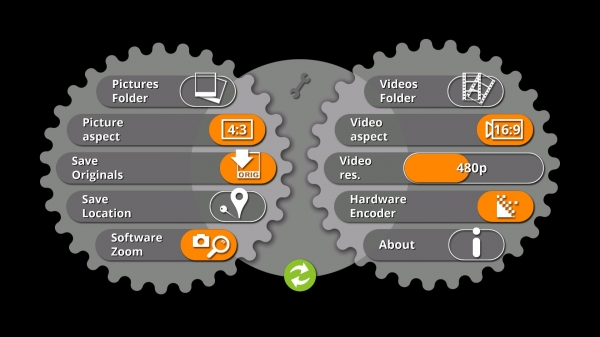 Camera 2 3.1.2 - фото-видеокамера для android