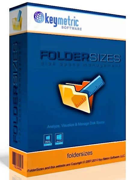 FolderSizes 9.1.276 Enterprise Edition + keymaker [На английском]
