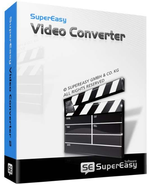 SuperEasy Video Converter 3.0.5173 + crack [На русском]