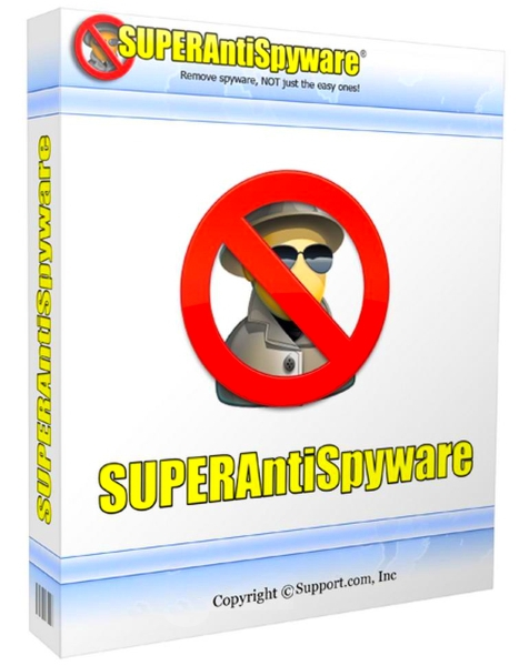 SUPERAntiSpyware Professional 8.0.1046 Final + ключ (2019) ENG