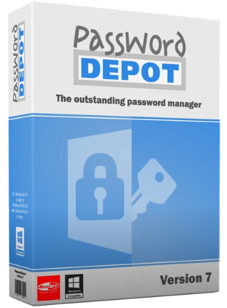 Password Depot 12.0.5 + crack (2019) ENG