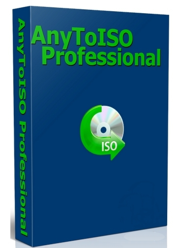 AnyToISO Professional 3.9.0 Build 600 + patch [На русском]  + Portable