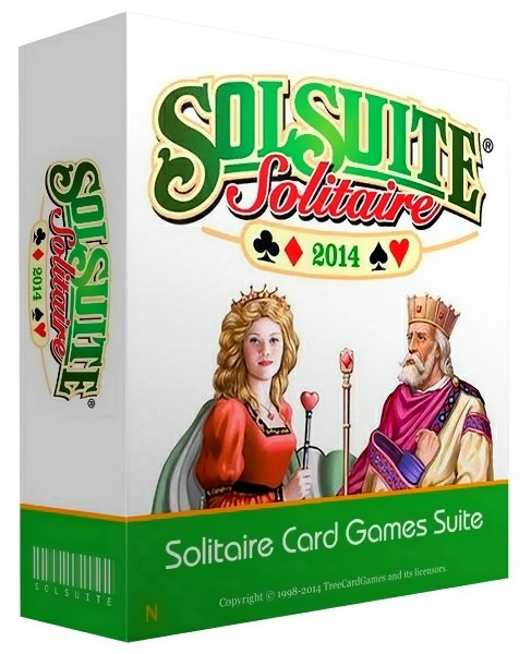 SolSuite Solitaire 2014 14.8 Portable (коллекция пасьянсов)