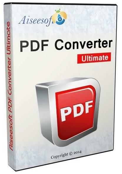 Aiseesoft PDF Converter Ultimate 3.3.22 + ключ [Русификатор]