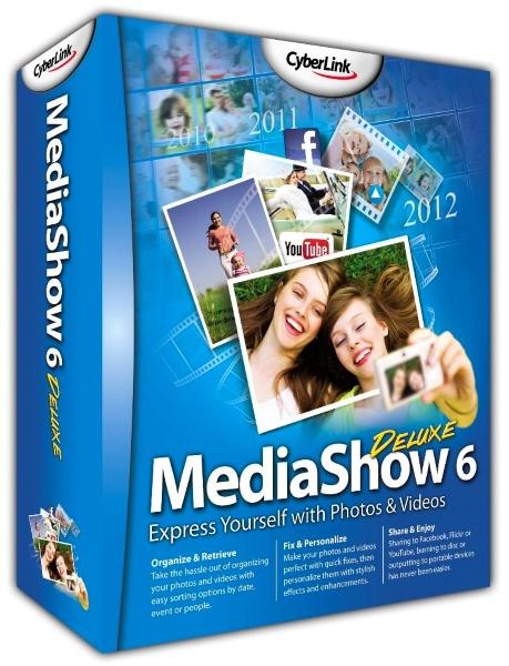 CyberLink MediaShow Ultra 6.0.11524 + ключ [Русификатор]
