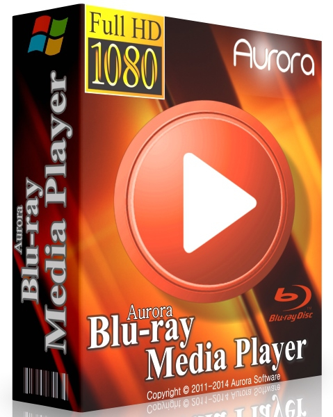 Aurora Blu-ray Media Player 2.19.2.2614 + cracked [На русском]