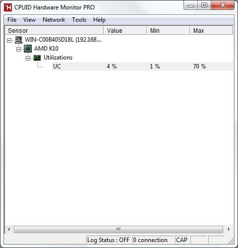 CPUID HWMonitor Pro 1.20 + keymaker (для мониторинга компонентов компьютера)