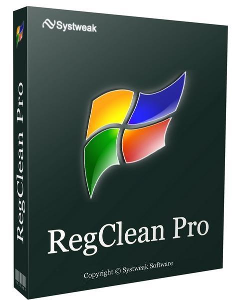 SysTweak Regclean Pro 8.19.81.1136 Final + ключ [На русском]