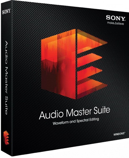 Sony Audio Master Suite 11.0 Build 299 + patch [Русификатор]