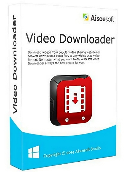 Aiseesoft Video Downloader 7.1.10 + patch [Русификатор]