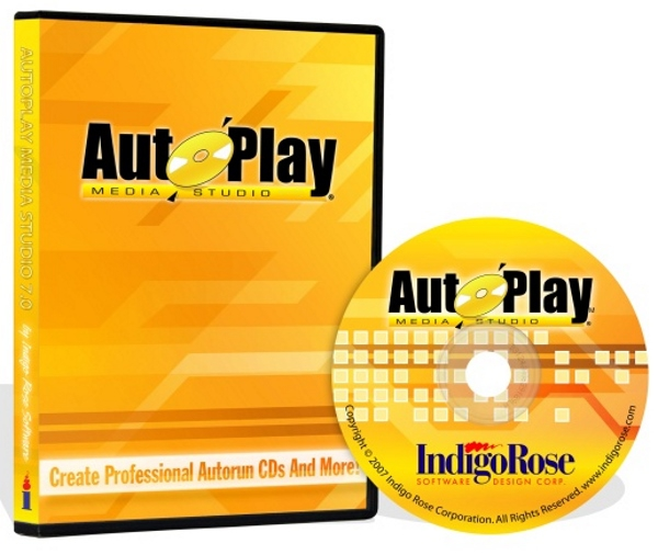 AutoPlay Media Studio 8.3.0.0 + patch [Русификатор]