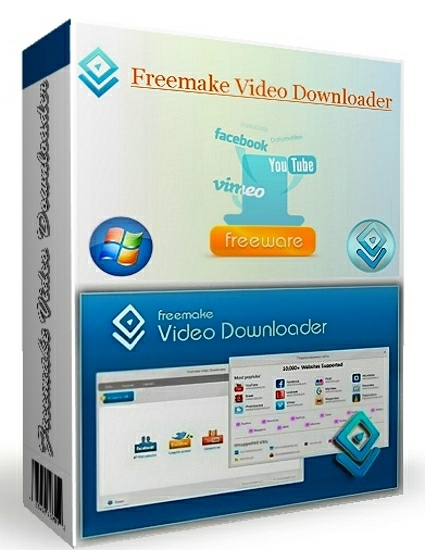 Freemake Video Downloader 3.8.2.2 [На русском]