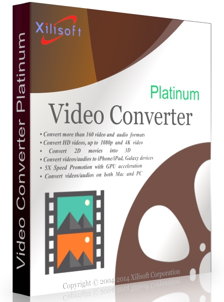 Xilisoft Video Converter Platinum 7.8.23 Build 20180925 Final + patch [На русском]