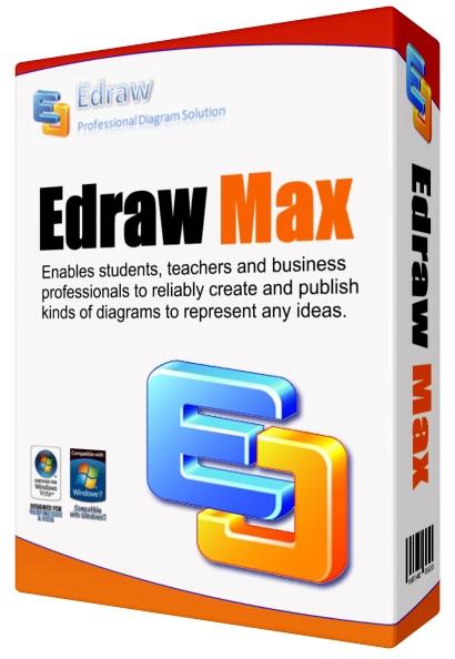EdrawSoft Edraw Max 9.0.0.688 + ключ (2017) ENG