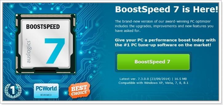 Auslogics BoostSpeed 10.0.23.0 Final + cracked [На русском]