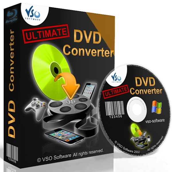 VSO DVD Converter Ultimate 4.0.0.92 Final + patch [На русском]