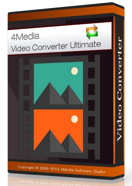 4Media Video Converter Ultimate 7.8.17 Build 20160613 + cracked [На русском]
