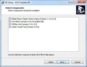 K-Lite Codec Pack Mega / Full / Basic / Standard 14.9.4 (2019)