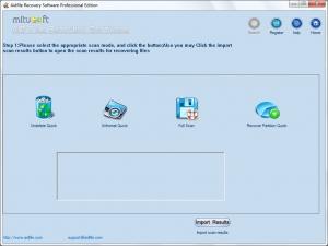 Aidfile Recovery Software Professional 3.6.8.7 (2015) ENG/Keygen - для восстановления файлов
