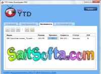 YTD Video Downloader Pro 5.9.10.5 + crack [На русском]